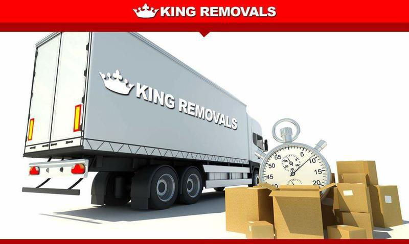 Image 36 - KING REMOVALS LONDON
