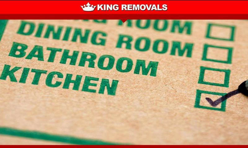Image 35 - KING REMOVALS LONDON - PACKING