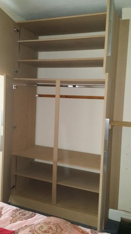 Image 21 - Alcove wardrobe HA8