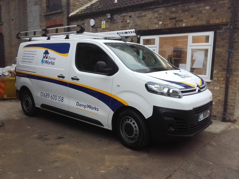 Image 1 - 2018 citroen dispatch added to the floor orpington