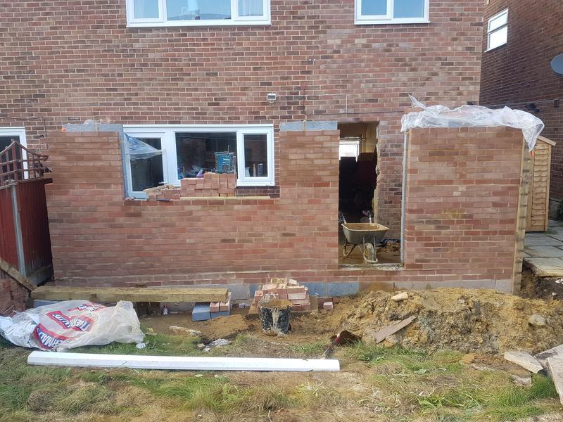 Image 76 - Rear extension