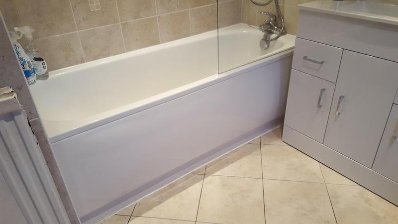 Image 62 - new bath panel epsom