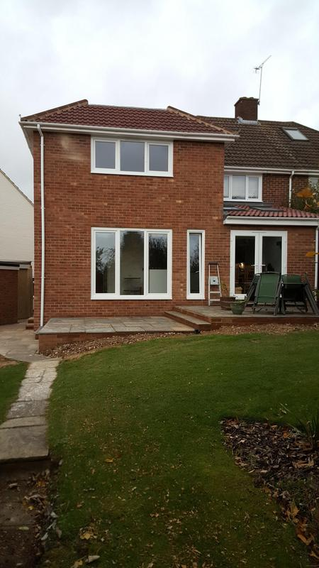 Image 7 - Two storey wrap around extension in Berkhamsted.