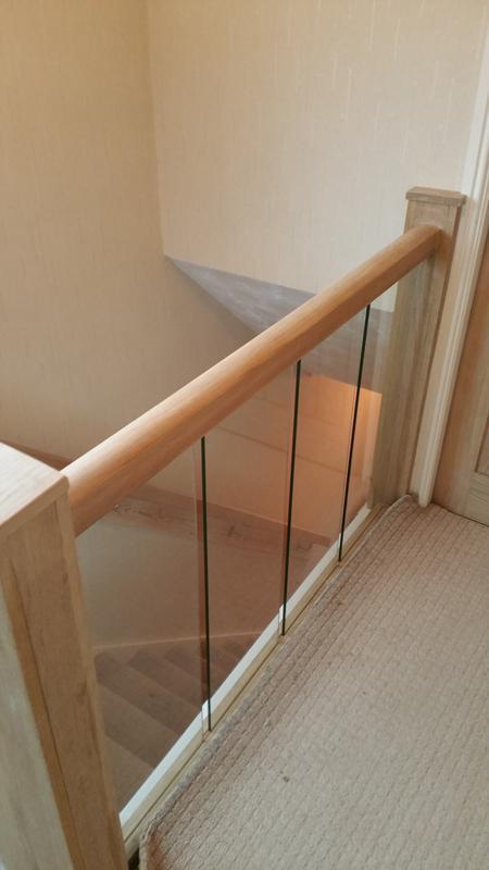 Image 82 - banister after