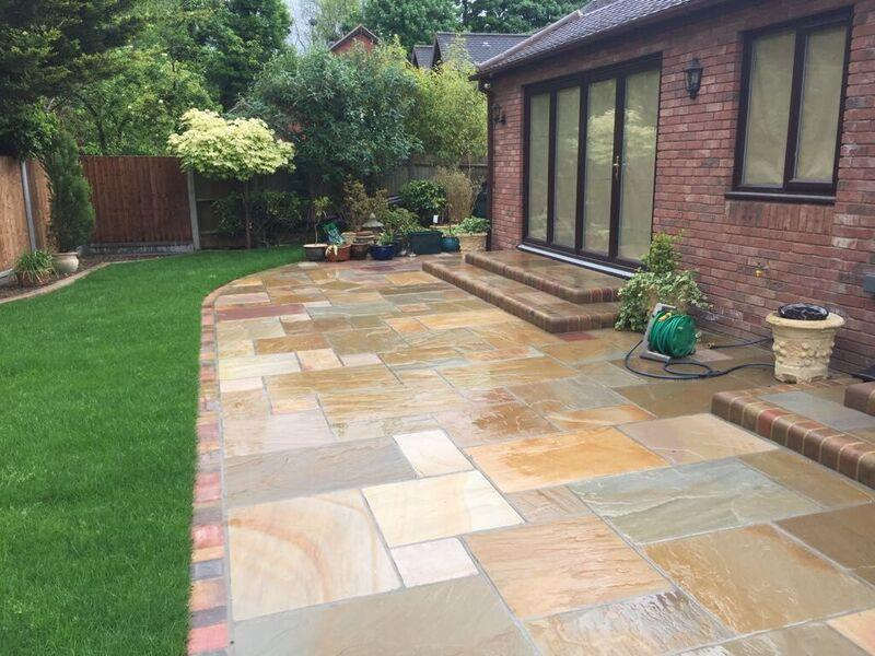 Image 2 - Natural stone patio