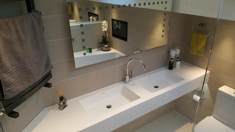 Image 42 - New bathroom install