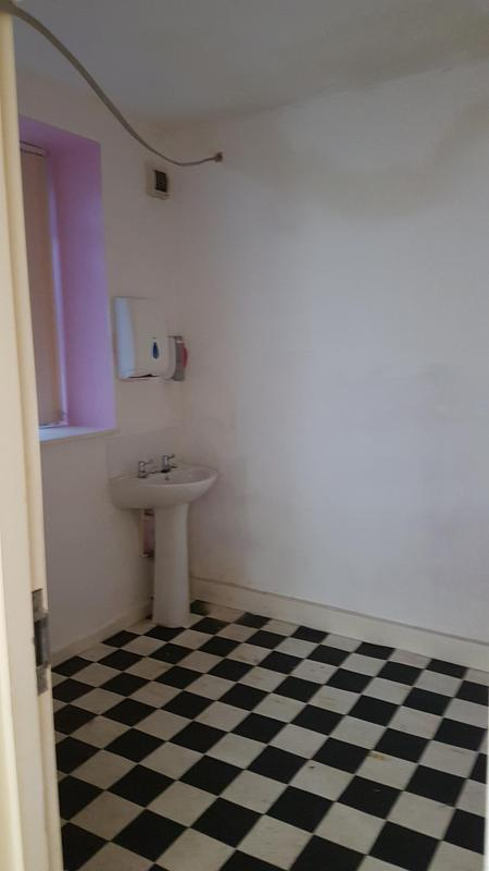 Image 17 - Cloakroom Pre re-fit