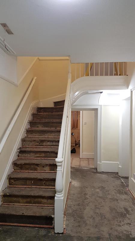 Image 19 - Hallway Mid Refurb