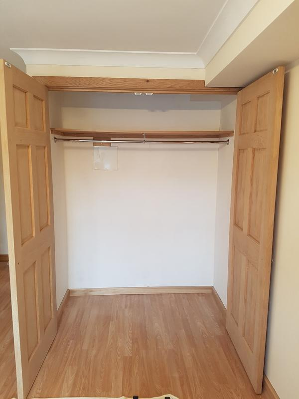 Image 8 - Internal view of built in wardrobe