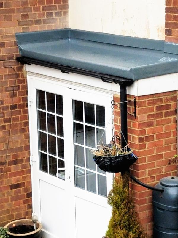 Image 4 - GRP / Fibre Glass Roof 30 Year Guarantee