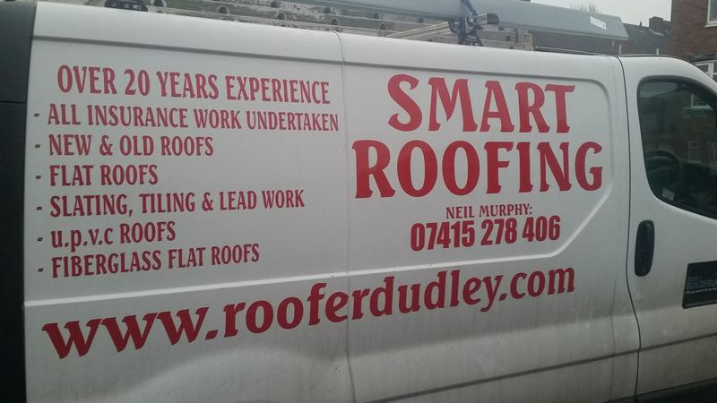 Smart Roofing logo