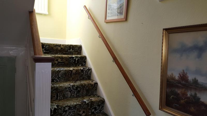 Image 57 - new handrails fitted in Cheam