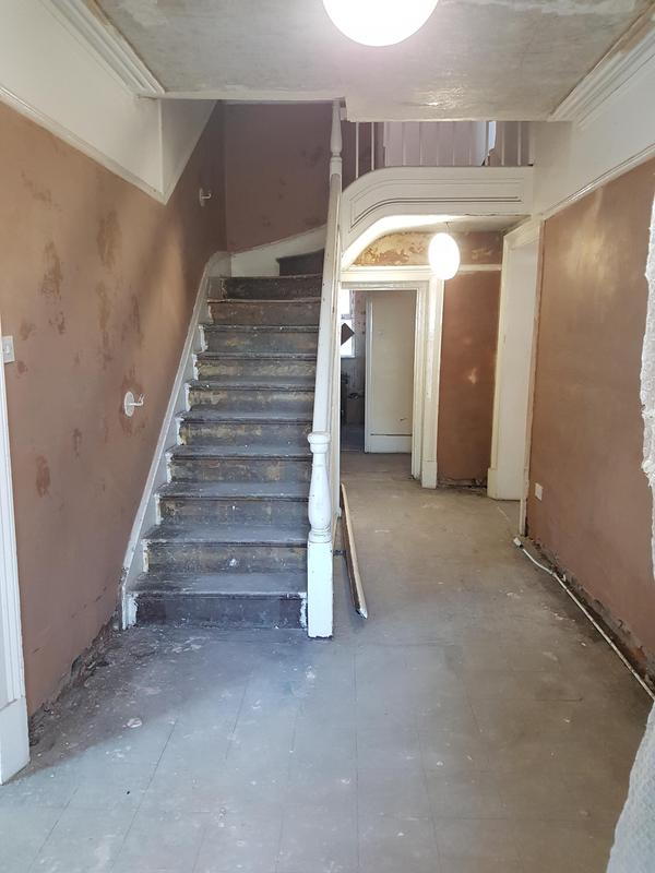 Image 20 - Hallway Mid Refurb