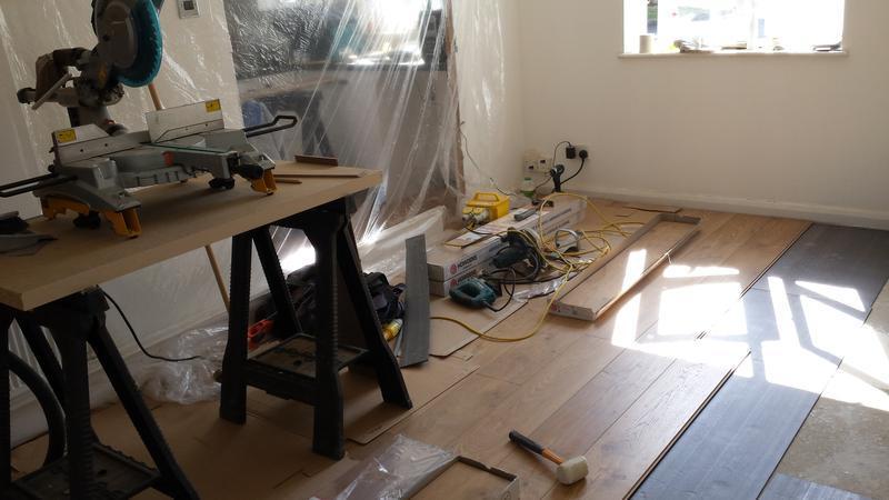 Image 22 - Laminate flooring