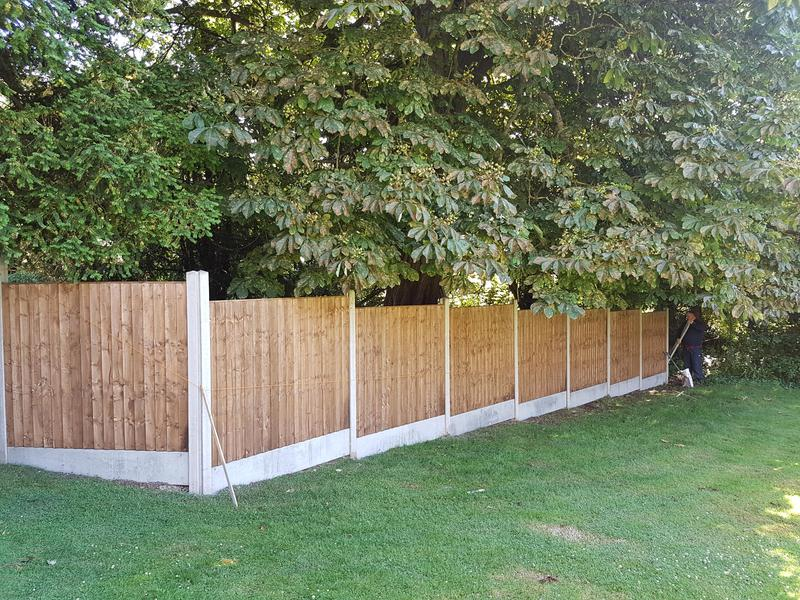 Image 27 - Fencing meopham