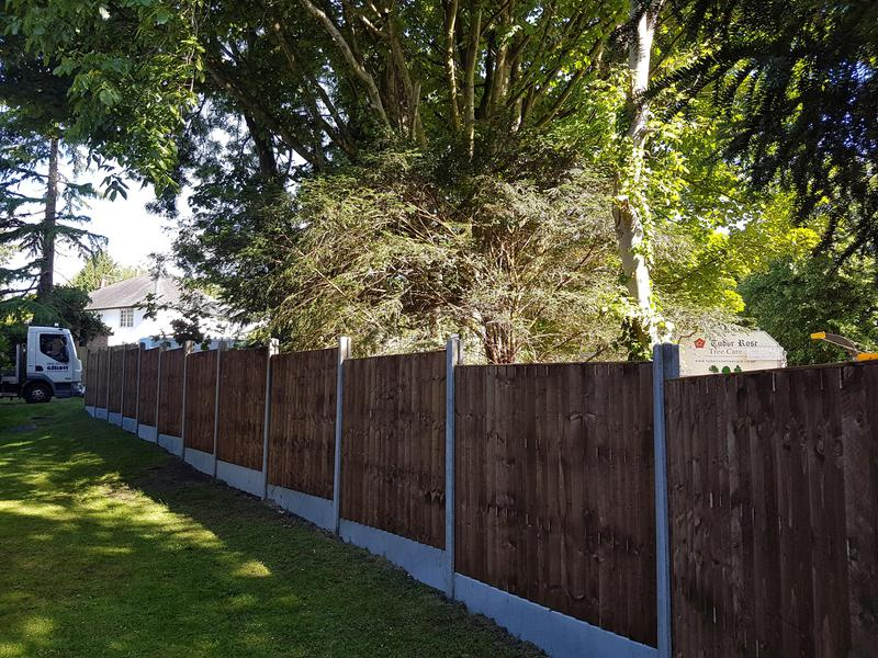 Image 28 - Fencing meopham