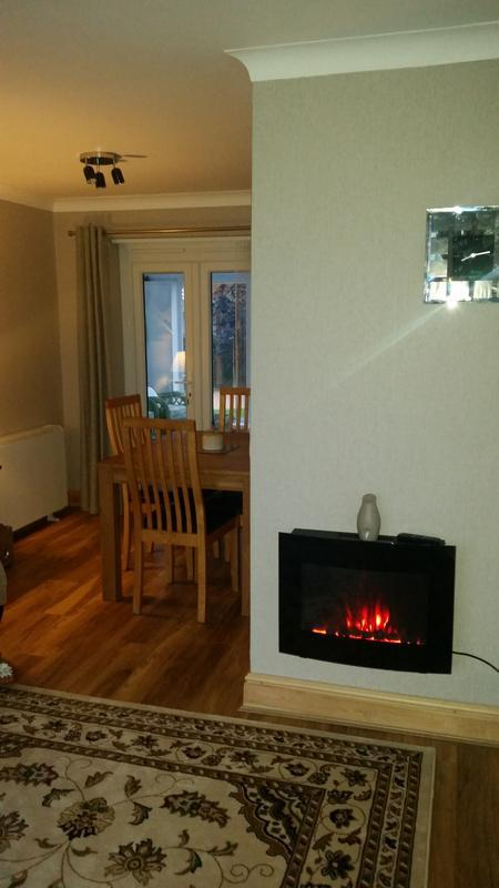 Image 18 - We removed the chimney from pot to ground so our client could have a more open lounge dinner for entertaining friends. Full details on our web site.