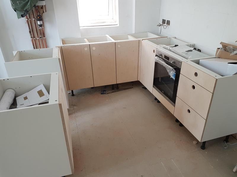 Image 17 - Hand made kitchen units and doors