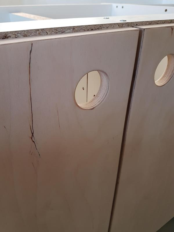 Image 16 - Handmade kitchen doors