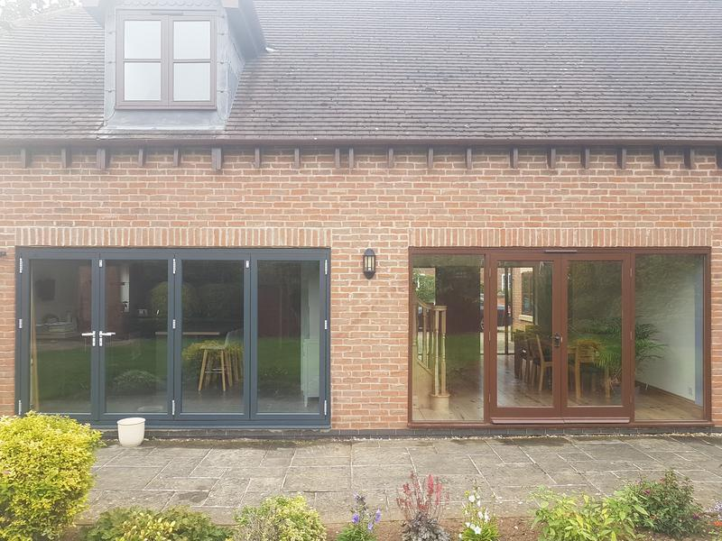 Image 15 - synseal warmcore bi-folding doors