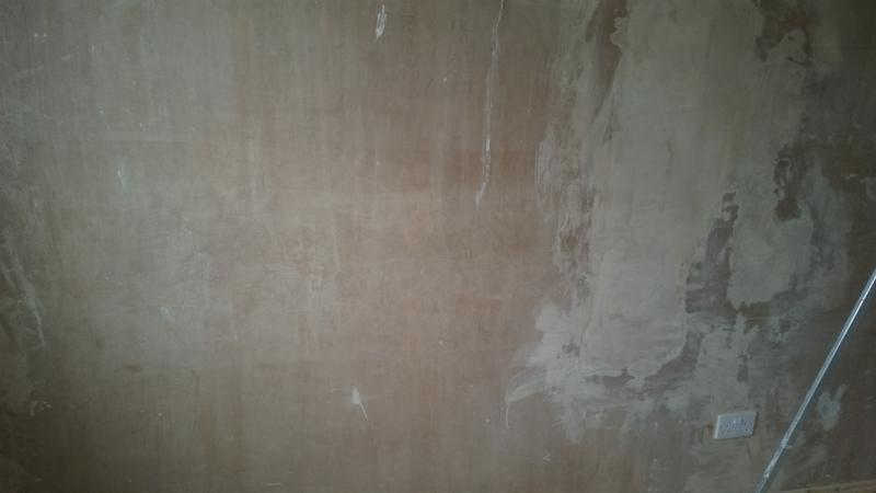 Image 12 - Brand New plastered wall