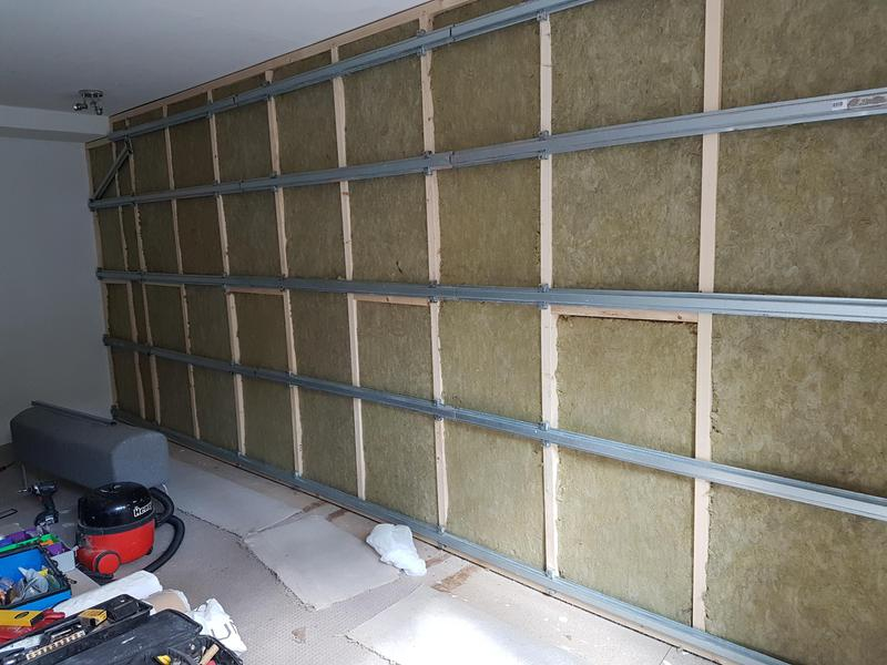 Image 26 - ISO Max Bar Sound Proofing System