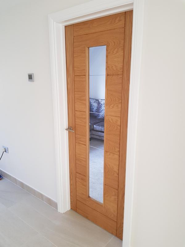 Image 9 - Oak doors