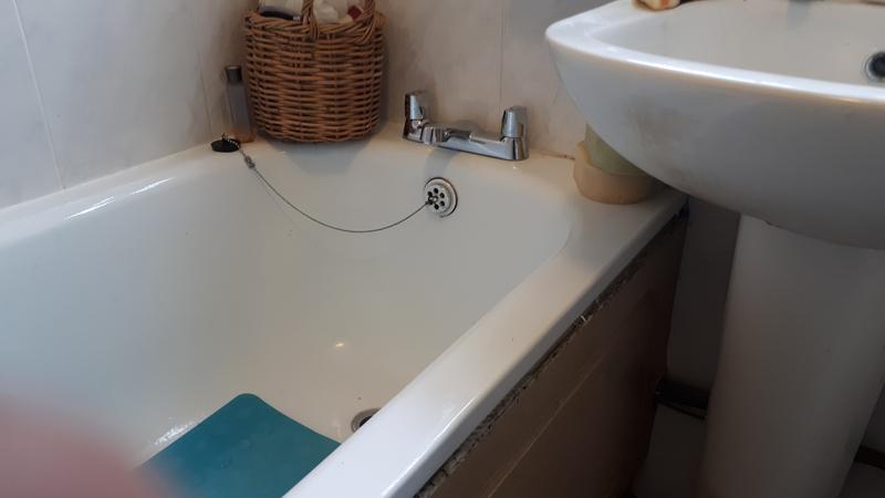 Image 25 - New mixer bath taps thar I installed