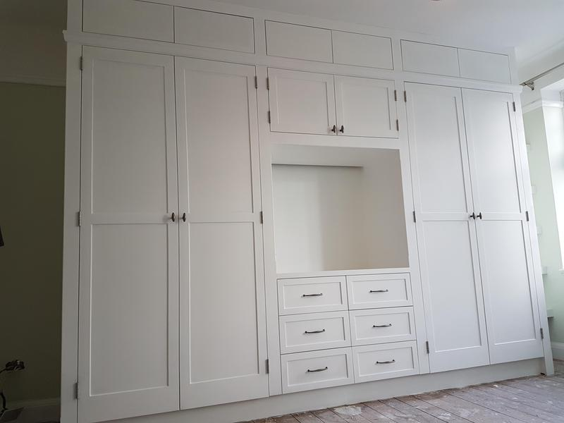 Image 27 - Bespoke wardrobes