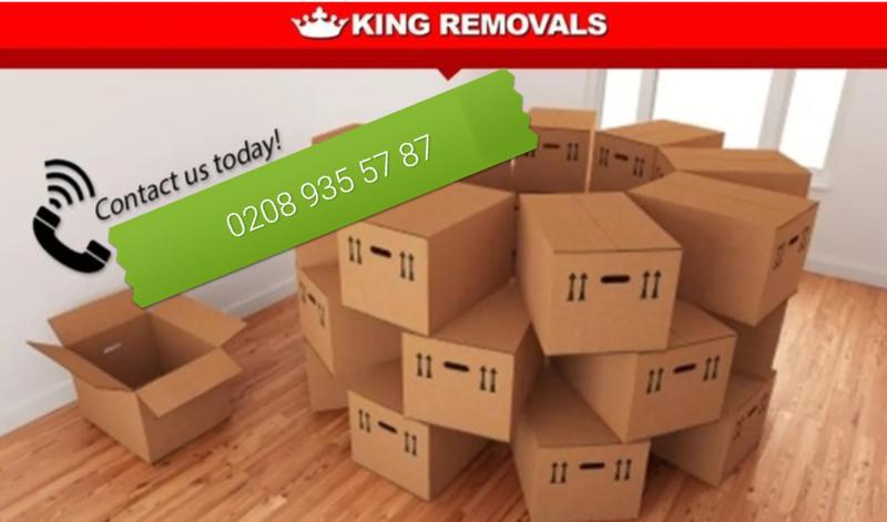 Image 37 - KING REMOVALS LONDON