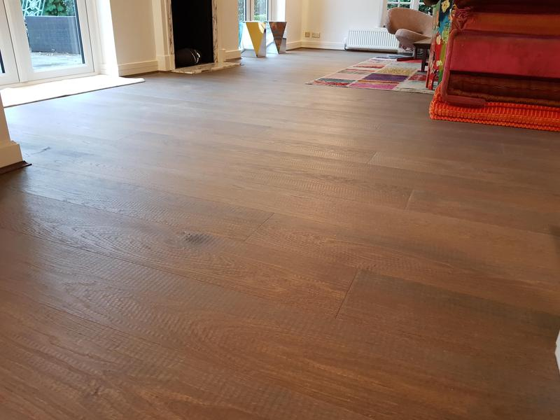 Image 32 - Boen Oak Engineered  - MysticJungle Supplied and fitted in Weybridge