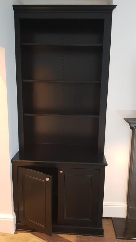 Image 94 - MDF Cupboard painted with F&B paint