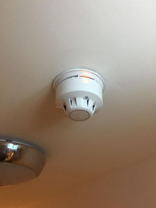 Image 50 - Fire alarms