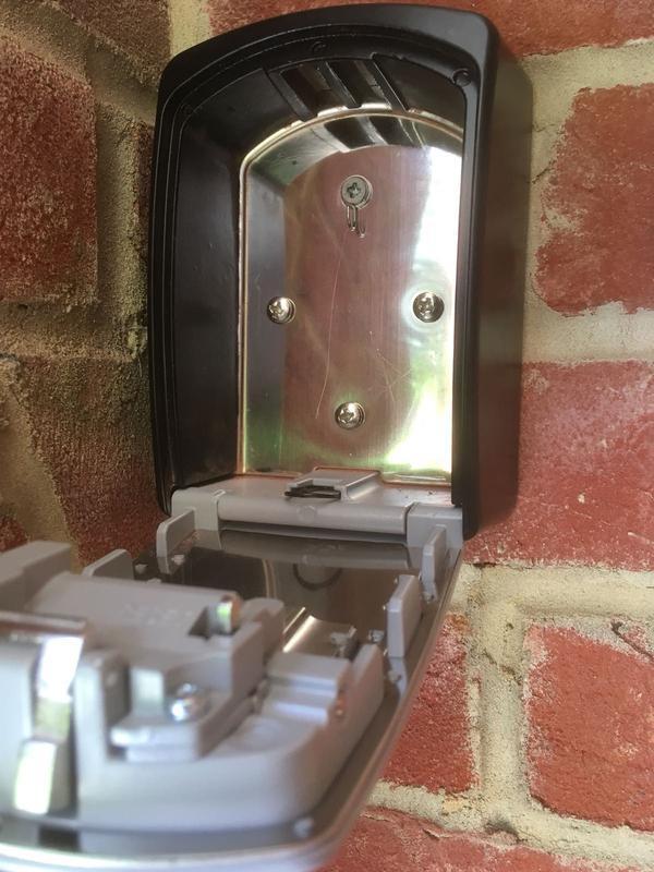 Image 47 - Key safe fitting