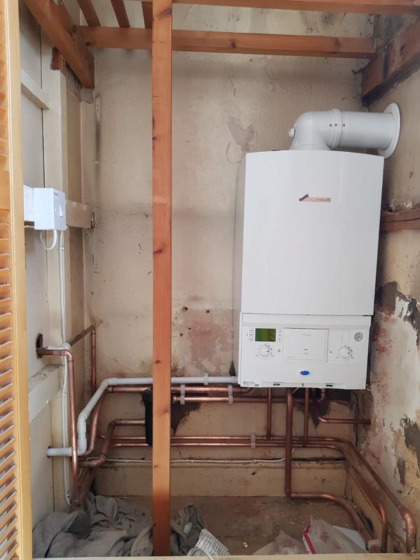 Image 2 - Boiler Installation