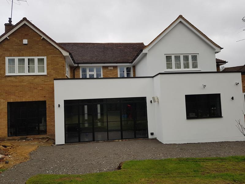 Image 14 - Newly built extended areas to this house to transform it into a 6 bedroom 4 bath home