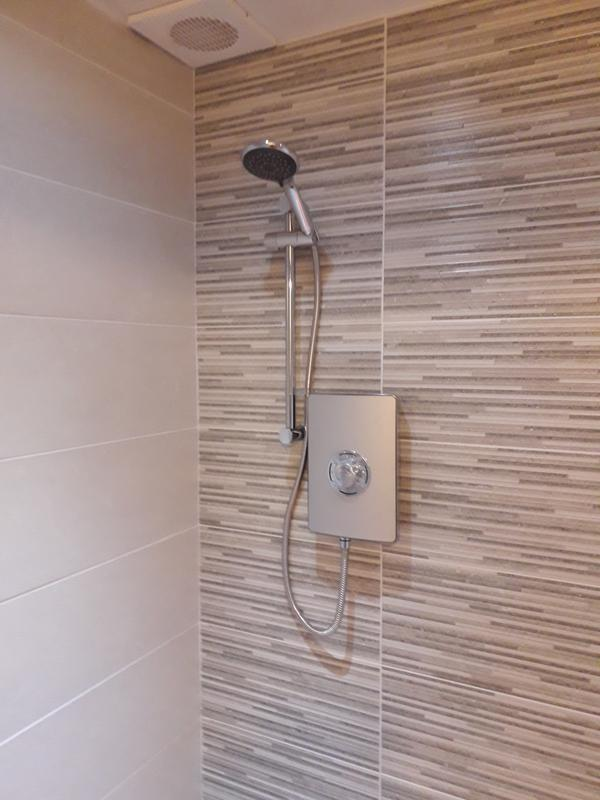 Image 29 - Installation of a shower