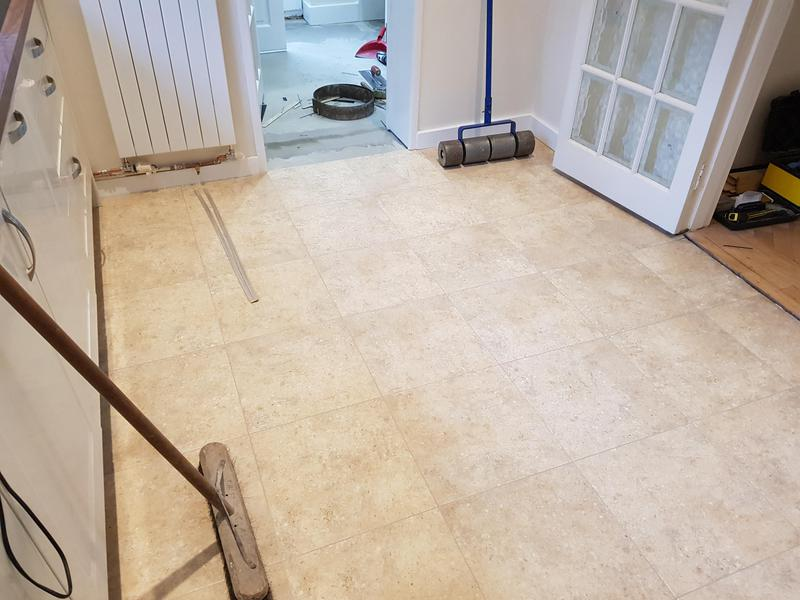 Image 41 - Polyflor Camaro LVT - Supplied and fitted in Godalming