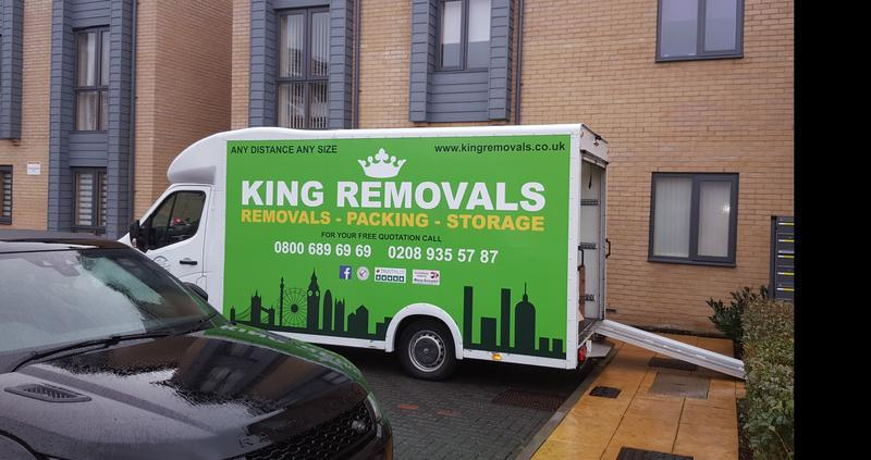 Image 7 - KING REMOVALS LONDON