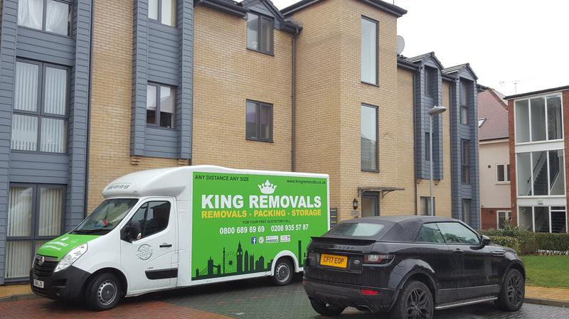 Image 6 - KING REMOVALS LONDON