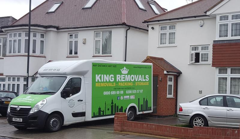 Image 5 - KING REMOVALS LONDON