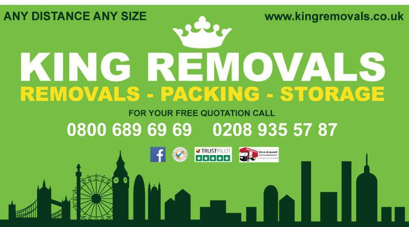 Image 3 - KING REMOVALS LONDON