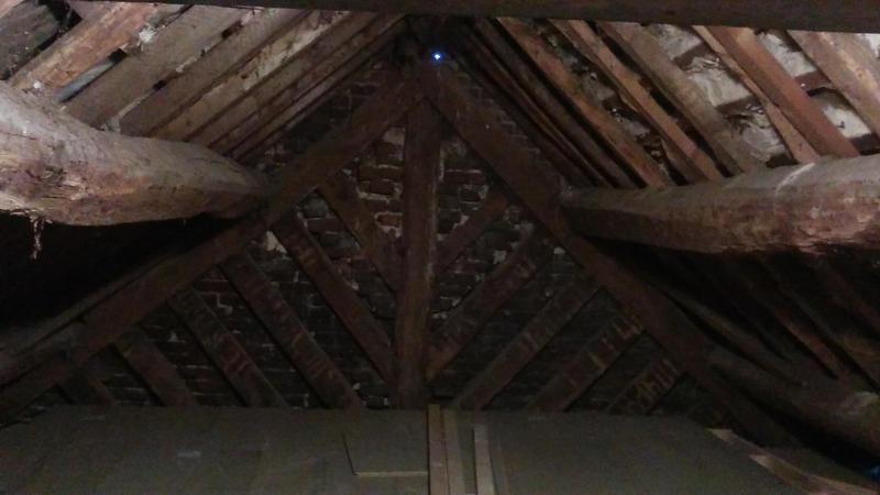 Image 36 - Chorley Old Hall, Freestand Loft Conversion Feb-2018