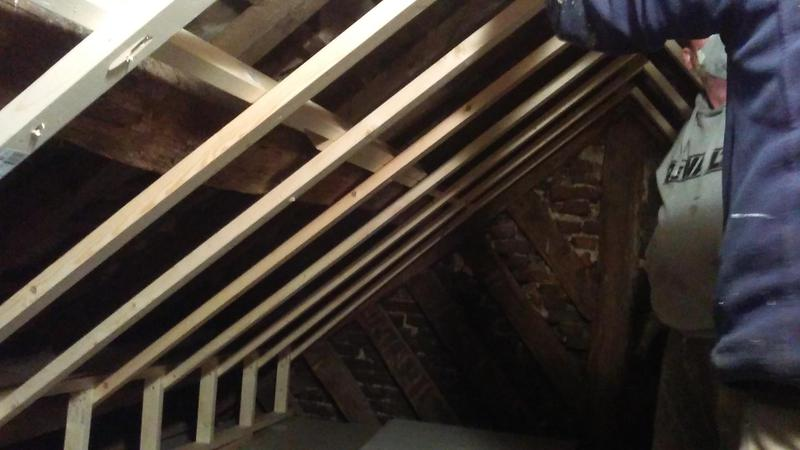 Image 37 - Chorley Old Hall, Freestand Loft Conversion Feb-2018