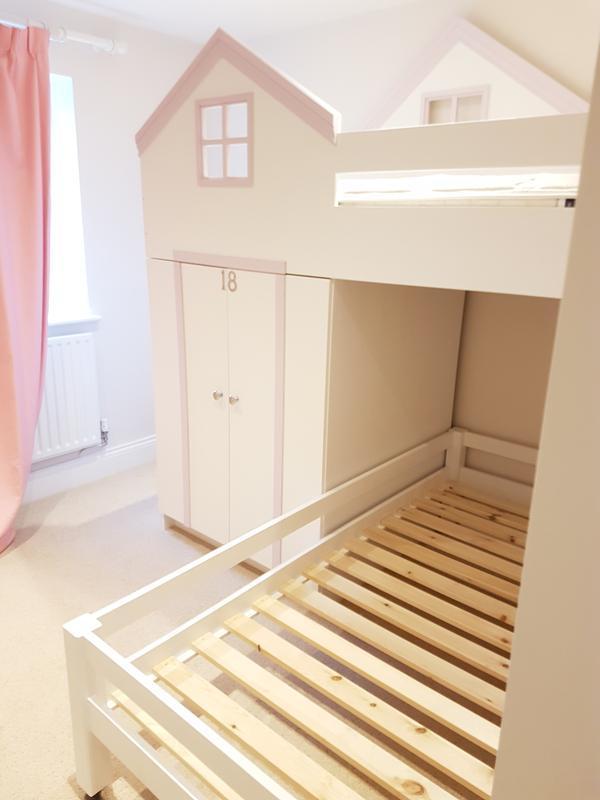 Image 13 - Mrs Dervin: Bespoke children's bunk bed 2018