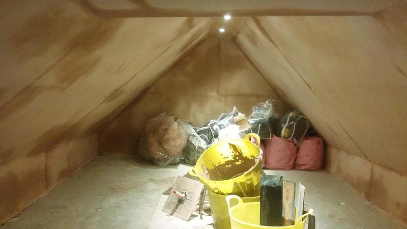 Image 40 - Chorley Old Hall, Freestand Loft Conversion Feb-2018