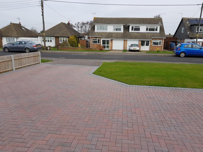 Image 12 - Driveway block paving sittingbourne