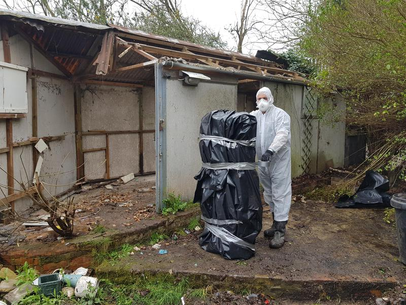 Image 11 - Asbestos removal medway