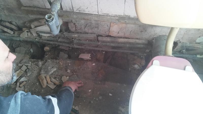 Image 1 - Bathroom Renovation - June - 2018