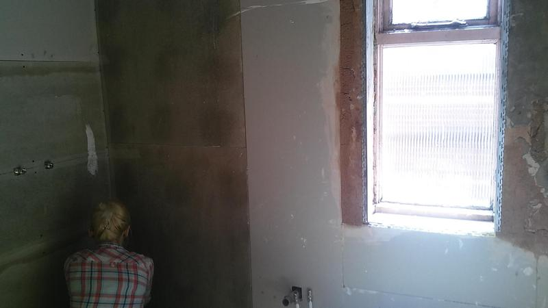 Image 6 - Bathroom Renovation - June - 2018
